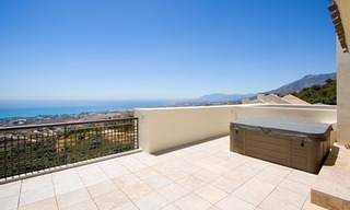 Penthouse apartment for sale Los Monteros Marbella east 2