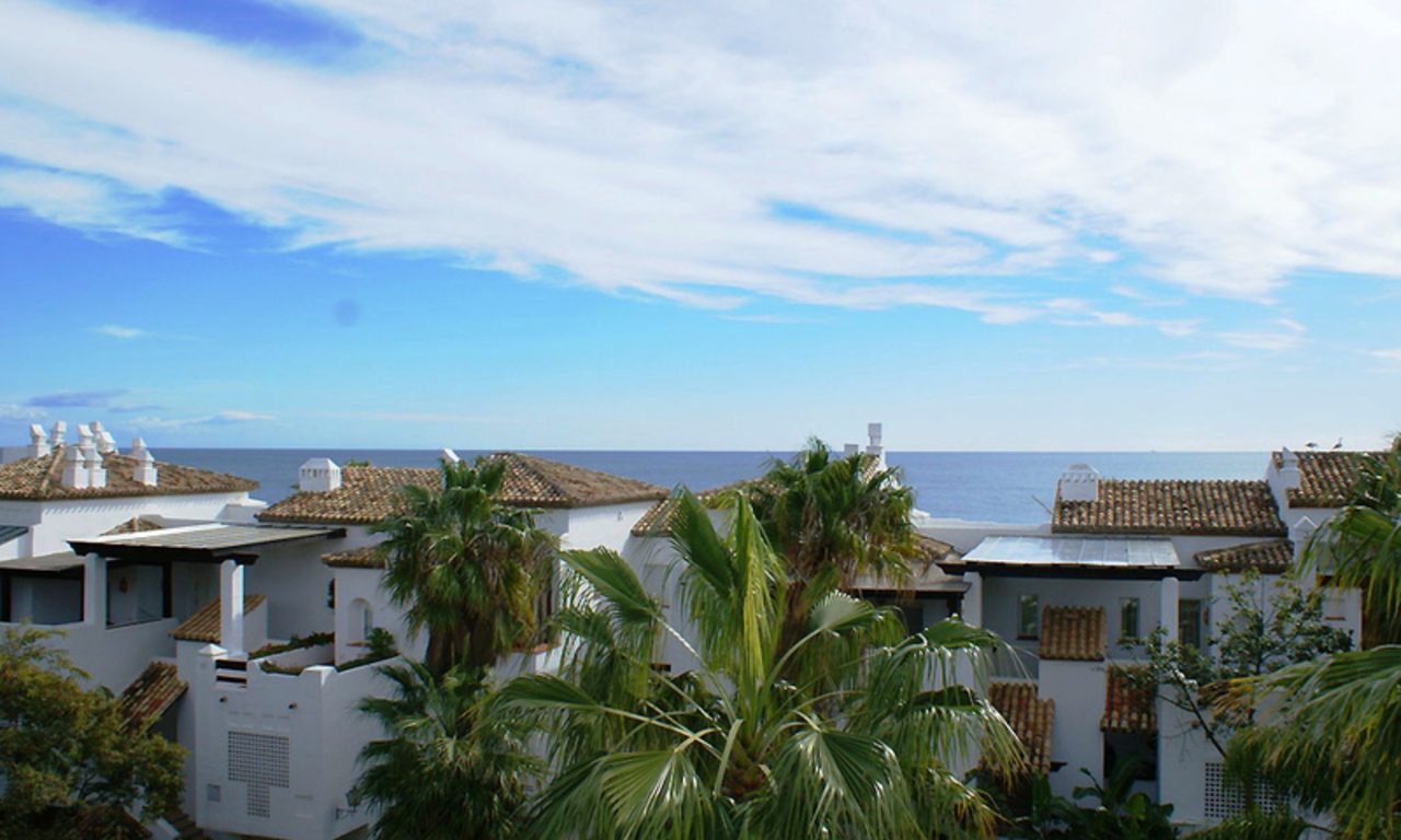 Penthouse apartment for sale in Marina Puente Romano - Golden Mile - Marbella 1