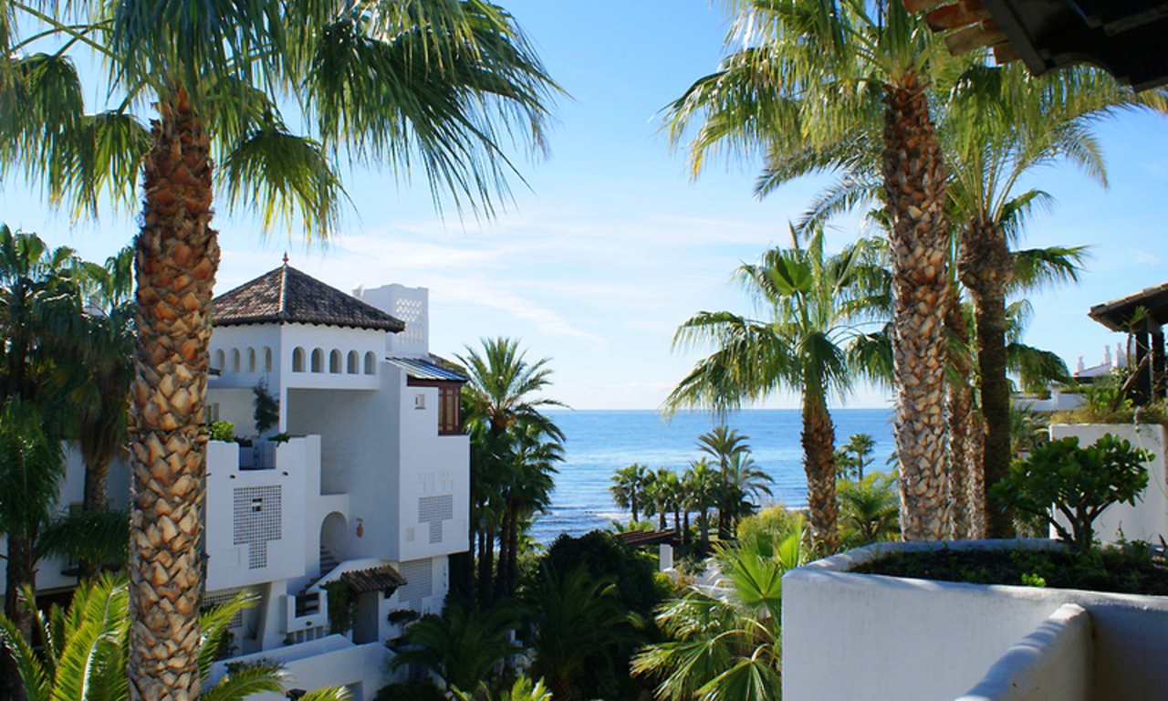 Penthouse apartment for sale in Marina Puente Romano - Golden Mile - Marbella 13