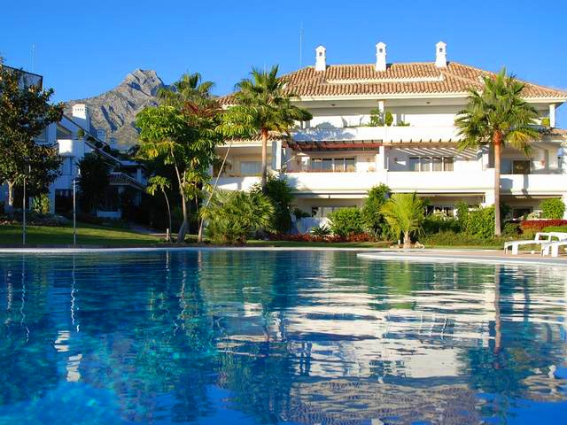 Luxury apartment for sale, Golden Mile, Marbella