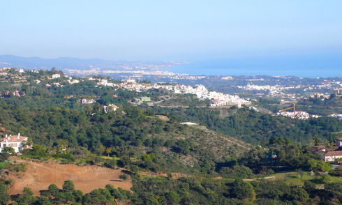 Building plot for sale, La Zagaleta, Benahavis - Marbella