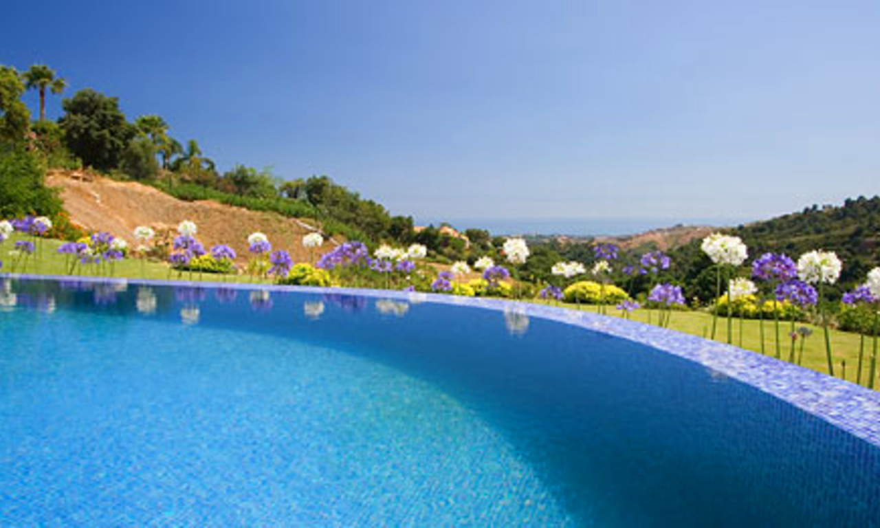 Building plot for sale, La Zagaleta, Benahavis - Marbella 1