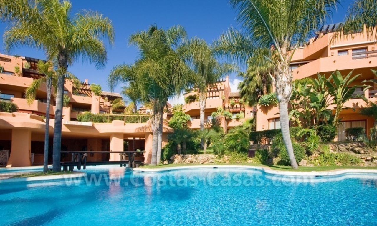 Penthouse apartment for sale, Puerto Banus - Marbella 5