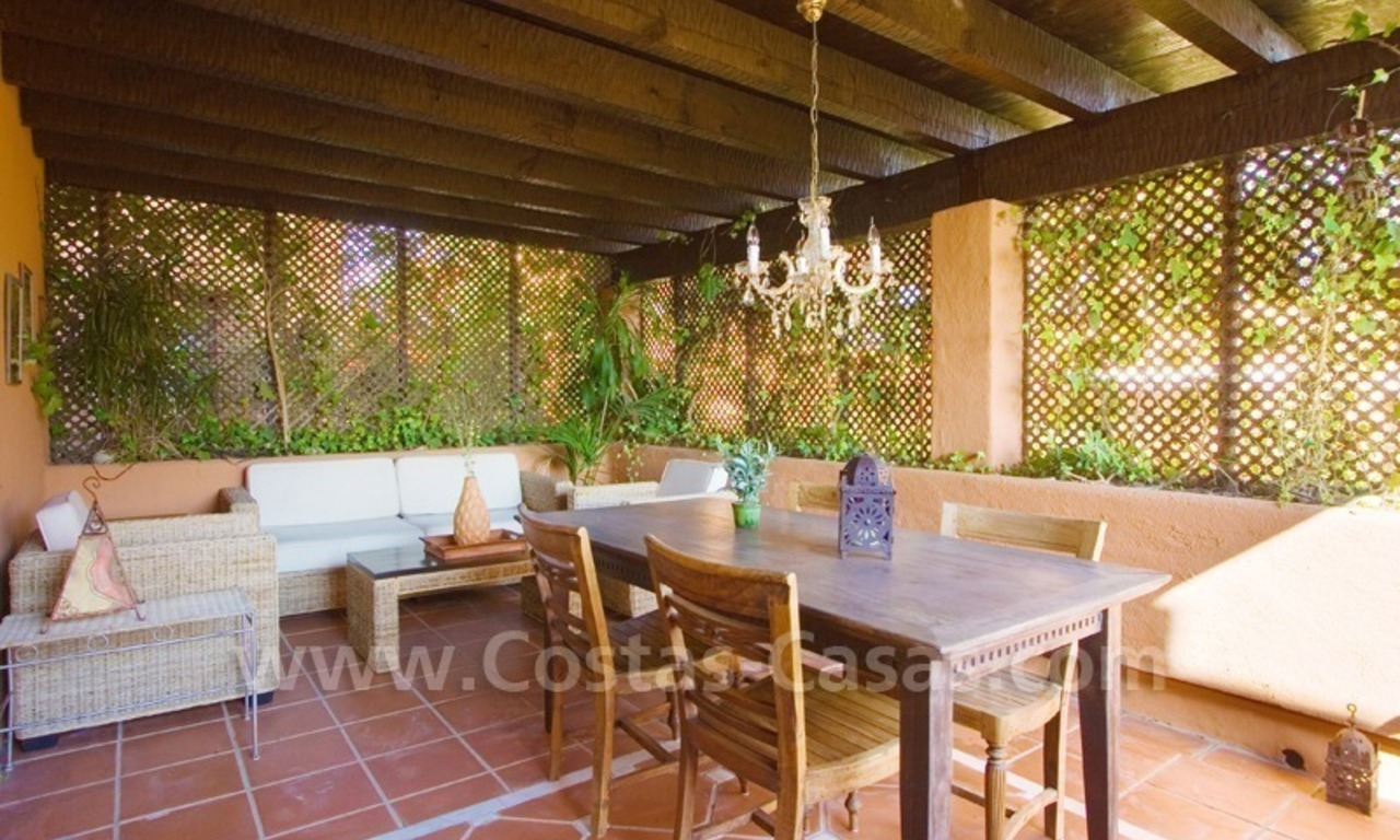 Penthouse apartment for sale, Puerto Banus - Marbella 3