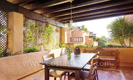 Penthouse apartment for sale, Puerto Banus - Marbella 4