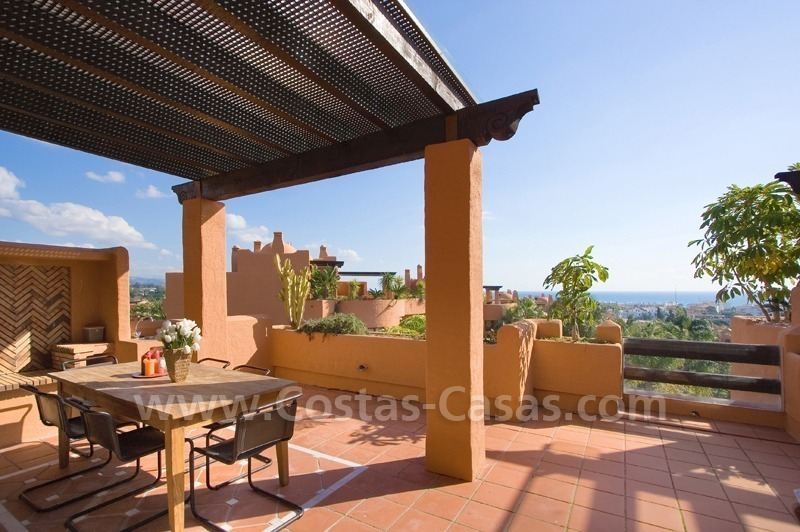 Penthouse apartment for sale, Puerto Banus - Marbella