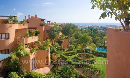 Penthouse apartment for sale, Puerto Banus - Marbella 1