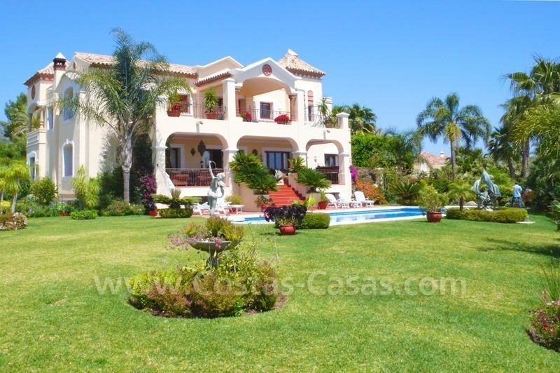 Exclusive villa to buy, Sierra Blanca, Golden Mile Marbella