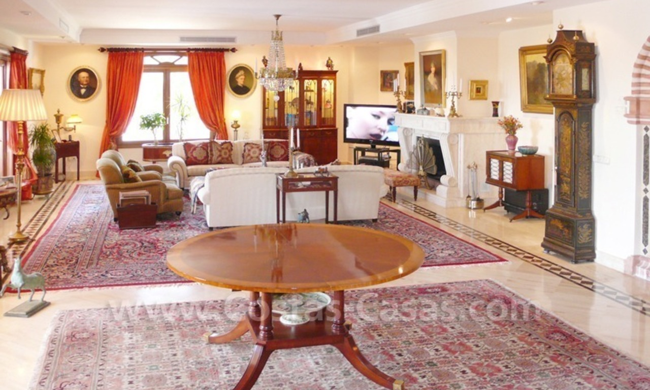 Exclusive villa to buy, Sierra Blanca, Golden Mile Marbella 10