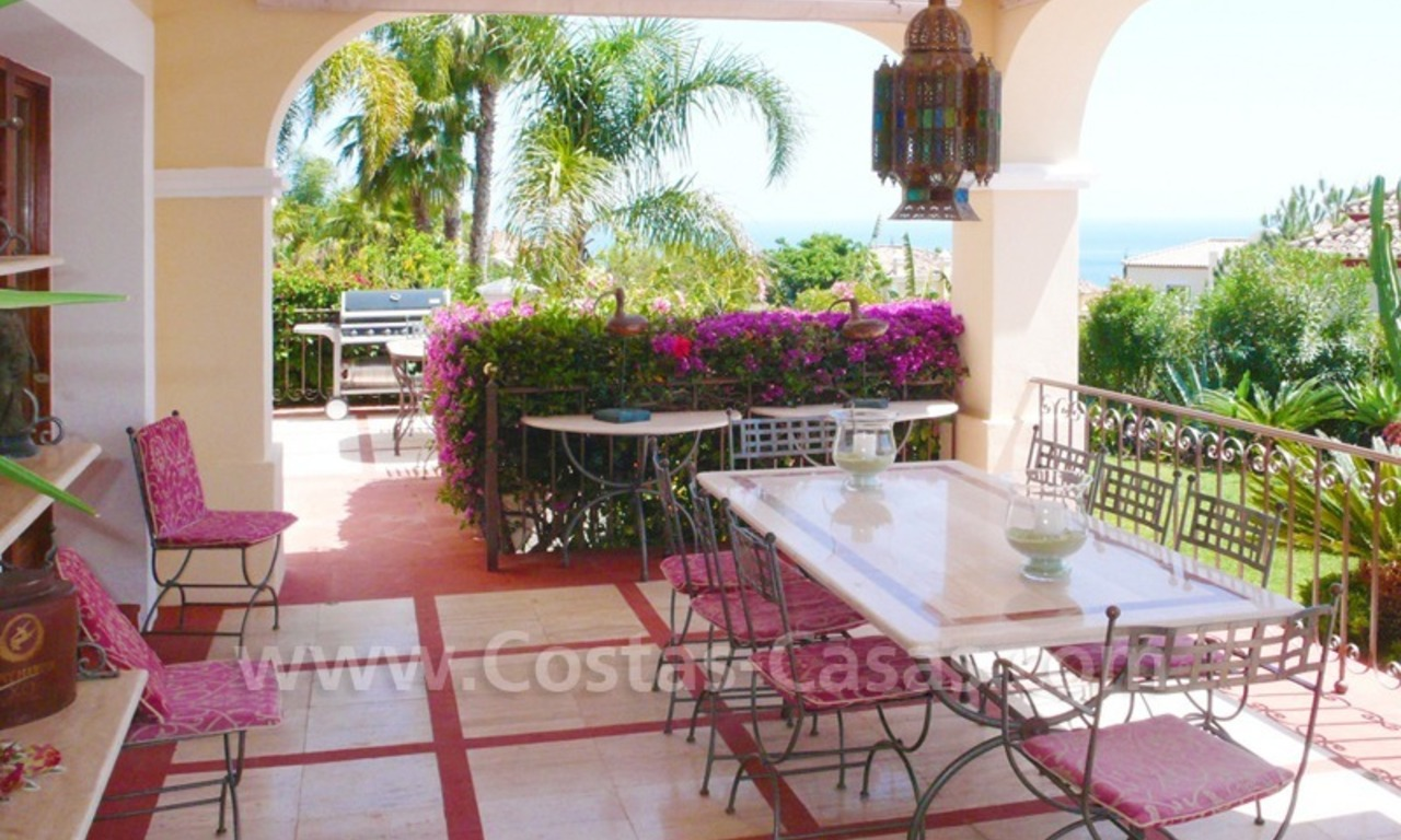 Exclusive villa to buy, Sierra Blanca, Golden Mile Marbella 15