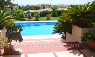 Exclusive villa to buy, Sierra Blanca, Golden Mile Marbella 16