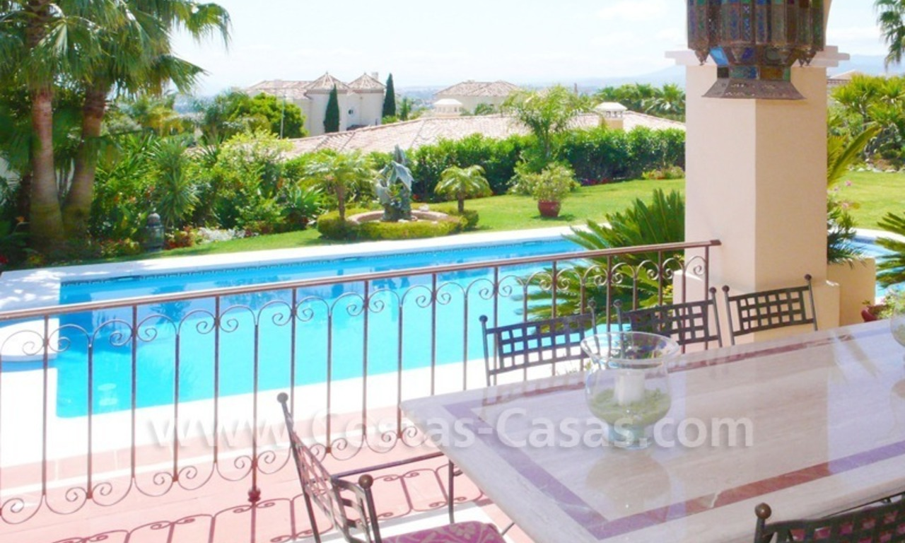 Exclusive villa to buy, Sierra Blanca, Golden Mile Marbella 17