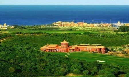 Building plots for sale, Golf course, Sotogrande 3