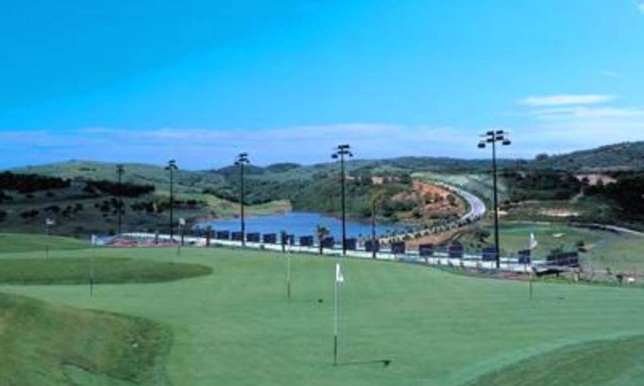 Building plots for sale, Golf course, Sotogrande 4