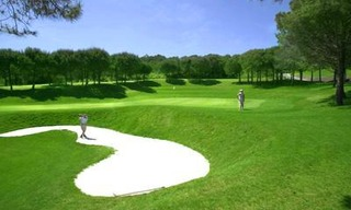 Building plots for sale, Golf course, Sotogrande 5