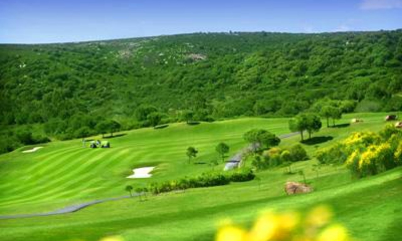 Building plots for sale, Golf course, Sotogrande 7