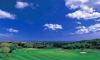 Building plots for sale, Golf course, Sotogrande 9