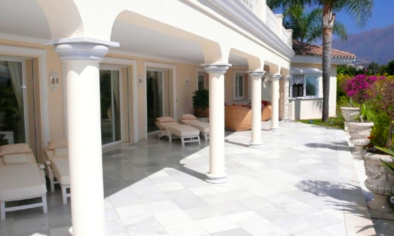 Exclusive new villa to buy, Nueva Andalucia - Marbella 8