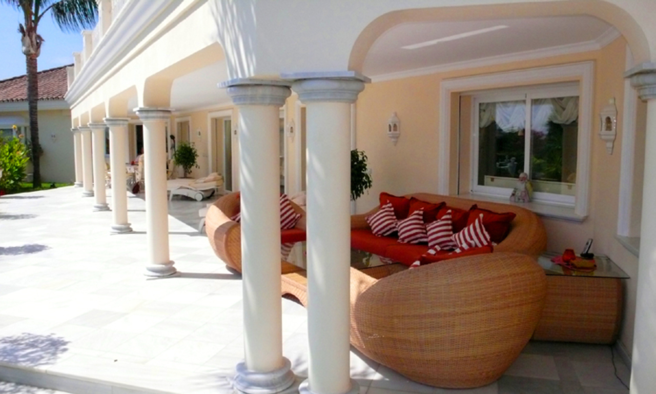 Exclusive new villa to buy, Nueva Andalucia - Marbella 10