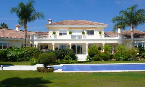 Exclusive new villa to buy, Nueva Andalucia - Marbella