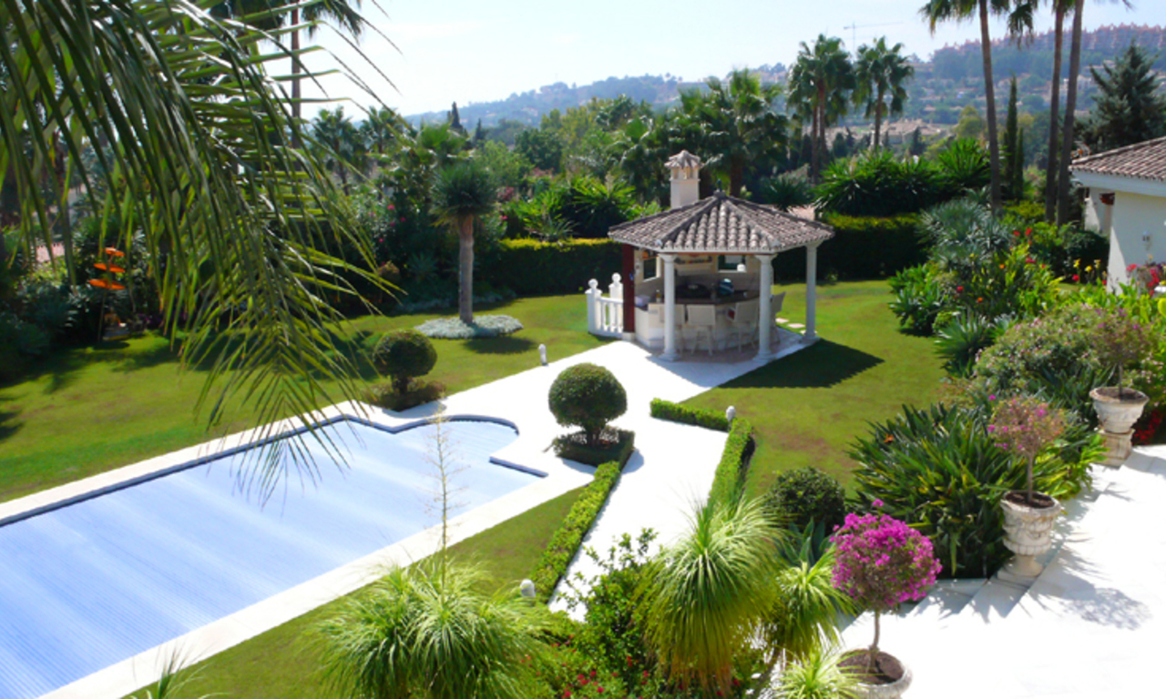 Exclusive new villa to buy, Nueva Andalucia - Marbella 25
