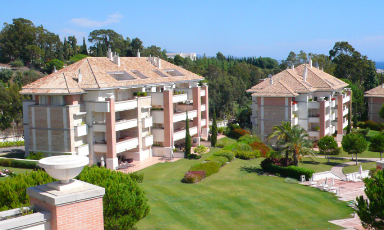 Penthouse apartment for sale, Golden Mile, Marbella - Puerto Banus 2