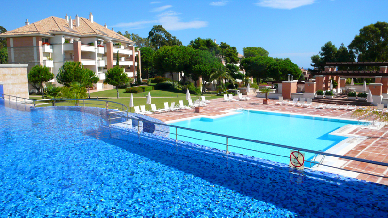 Exclusive apartments for sale, Golden Mile, Marbella - Puerto Banus