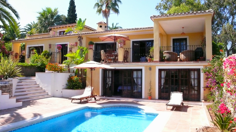 Villa for sale, Golden Mile, Marbella - Puerto Banus