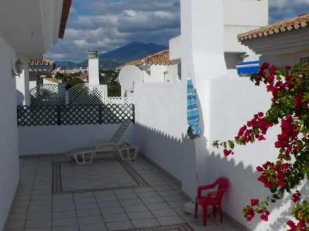 Penthouse apartment for sale in Puerto Banus, Marbella 5
