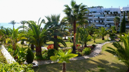 Beachfront apartment for sale, Golden Mile, Marbella