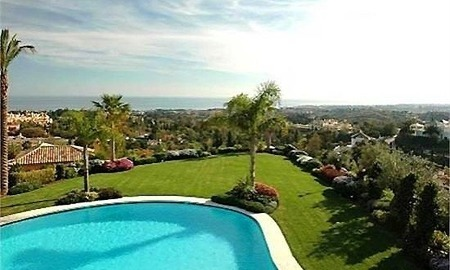 Exclusive villa for sale, Golden Mile, Marbella 3