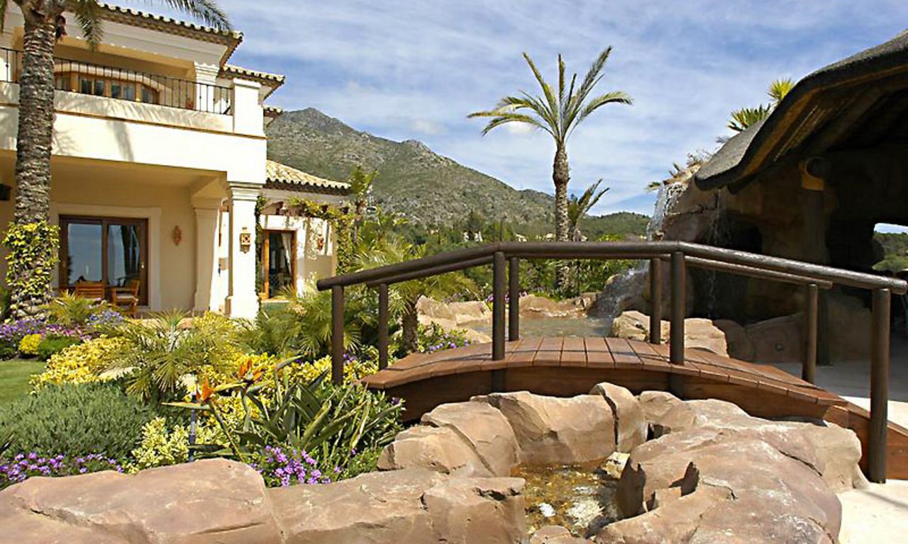 Exclusive villa for sale, Golden Mile, Marbella 2