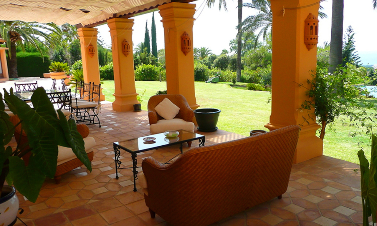 Luxury villa to buy, Marbella east. 3