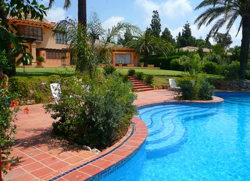 Luxury villa to buy, Marbella east. 1