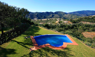 Bargain! New Villa for sale in La Zagaleta at Benahavis - Marbella 1