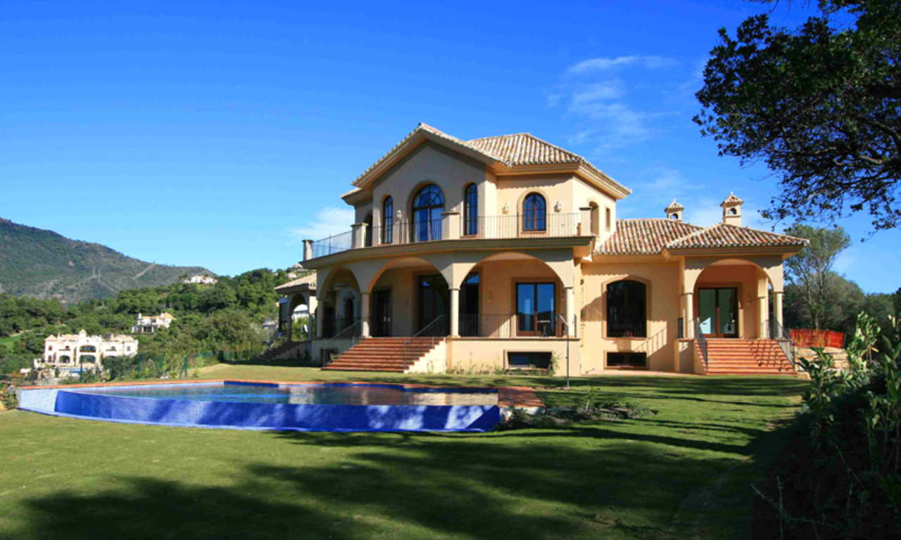 Bargain! New Villa for sale in La Zagaleta at Benahavis - Marbella 0
