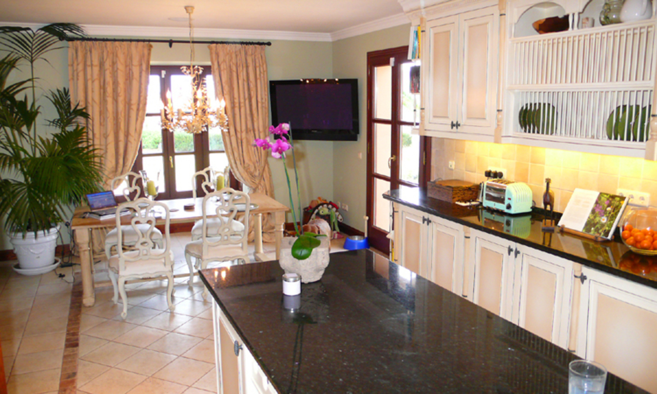 Villa for sale in La Zagaleta at Benahavis - Marbella 11