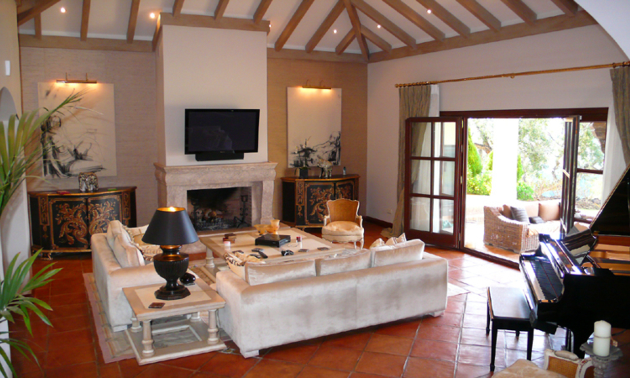 Villa for sale in La Zagaleta at Benahavis - Marbella 6