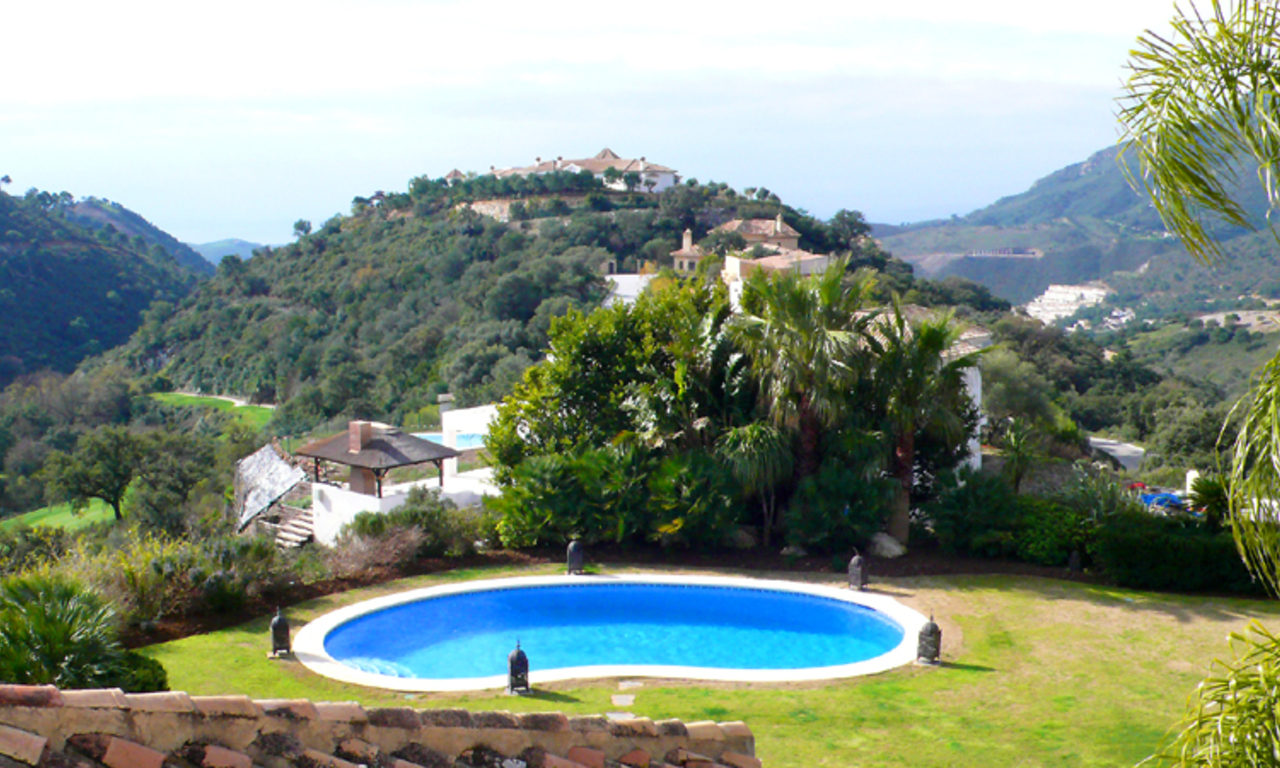 Villa for sale in La Zagaleta at Benahavis - Marbella 28