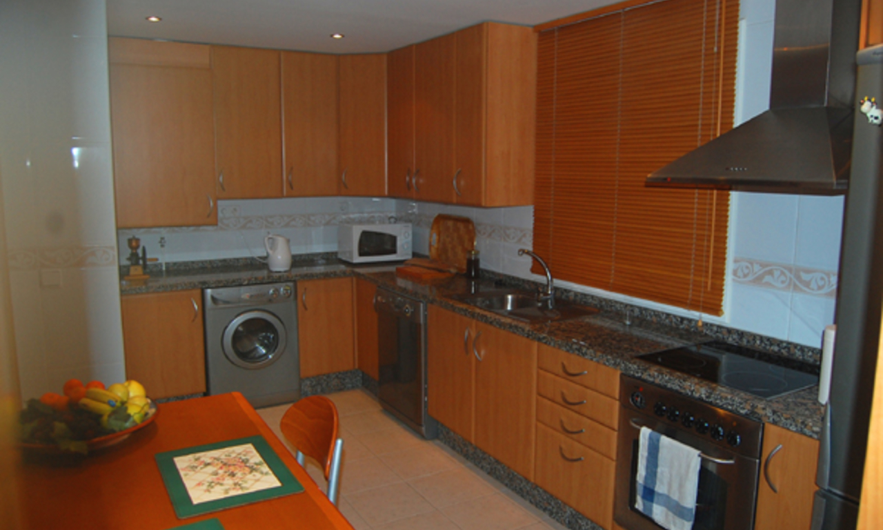 Frontline golf apartment for sale, Marbella - Benahavis 6