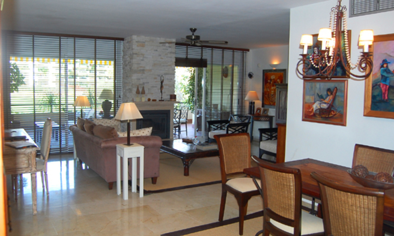 Frontline golf apartment for sale, Marbella - Benahavis 4