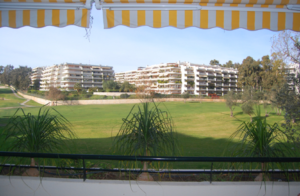 Frontline golf apartment for sale, Marbella - Benahavis