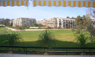 Frontline golf apartment for sale, Marbella - Benahavis 0