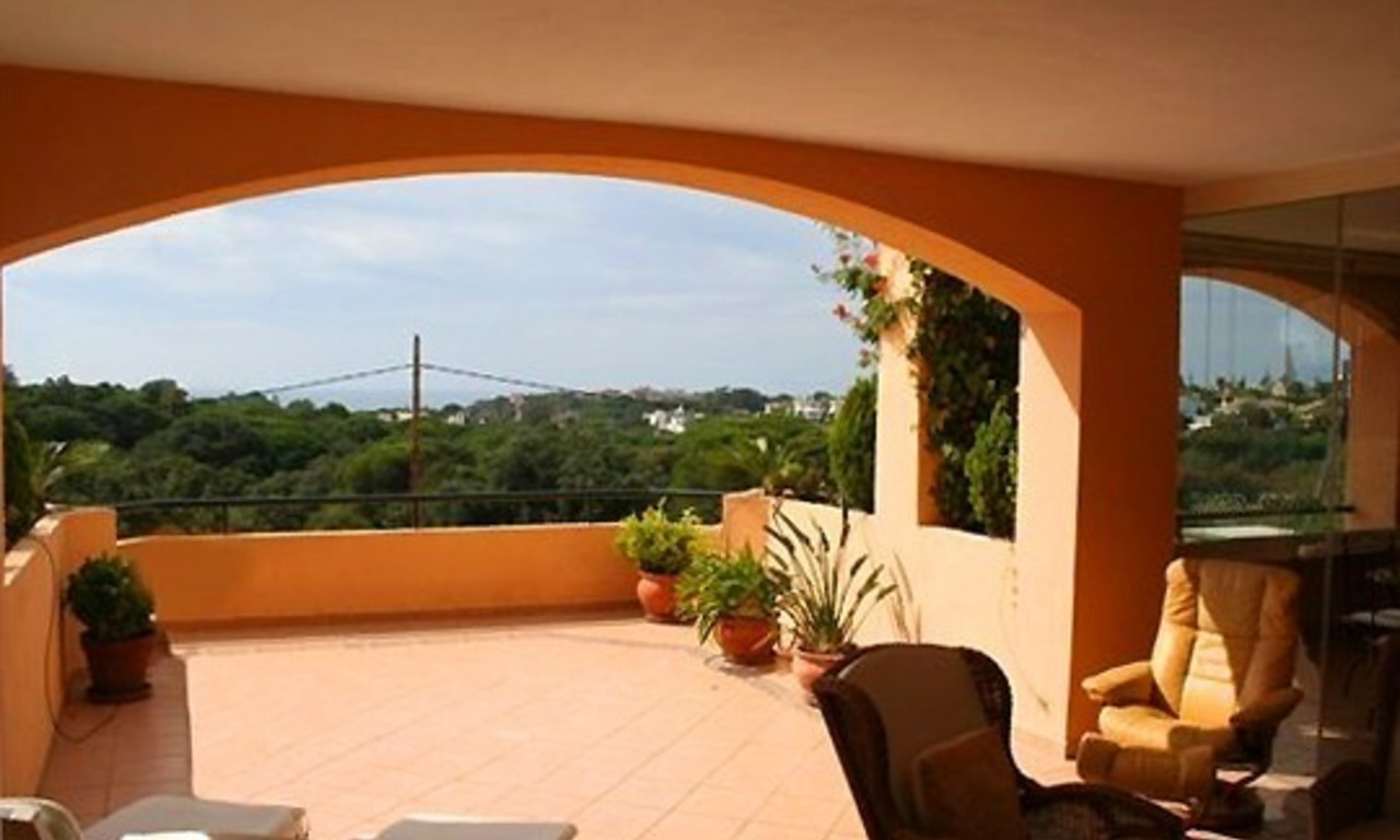 Luxury apartment to buy, Elviria, Marbella 3