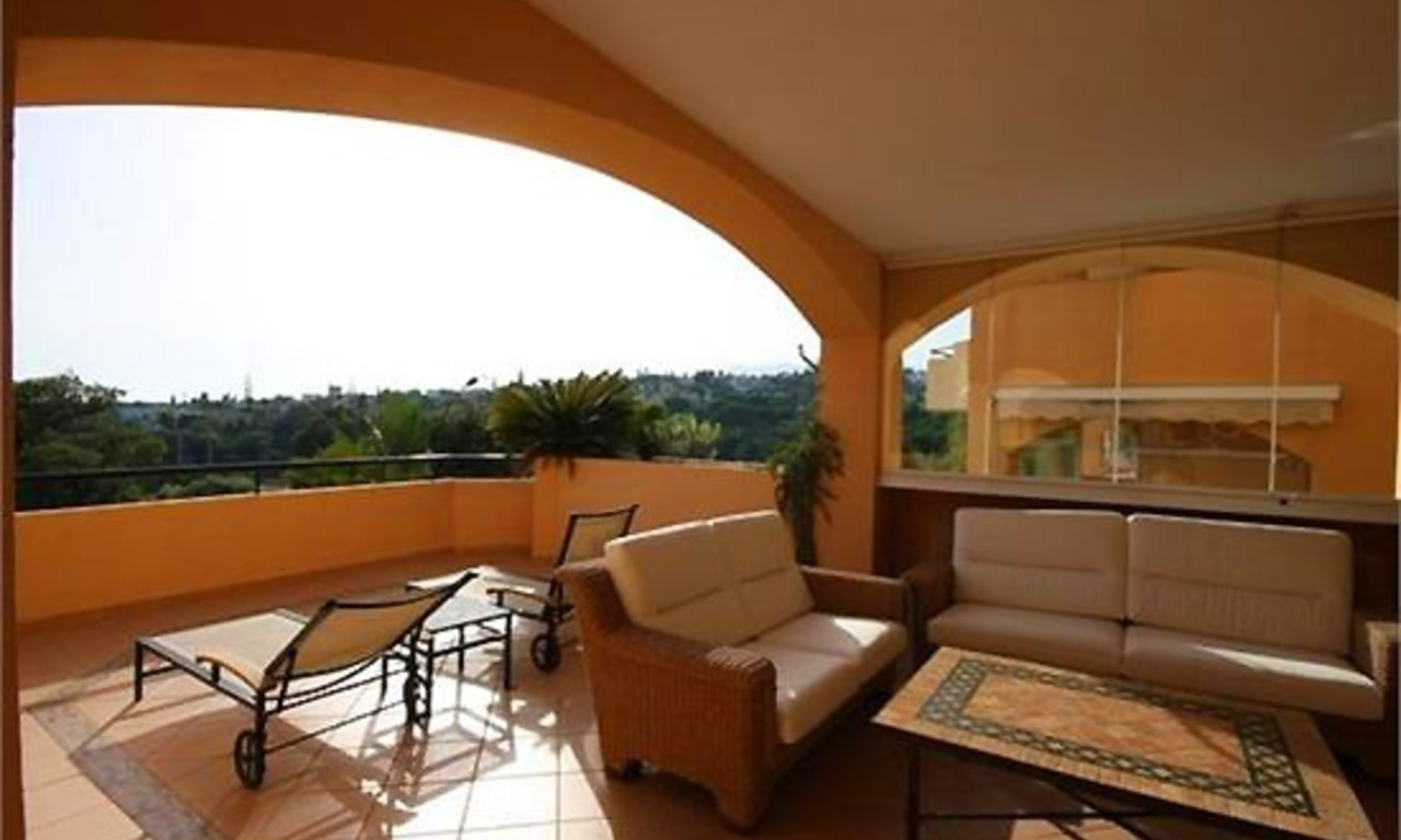 Luxury apartment to buy, Elviria, Marbella 4