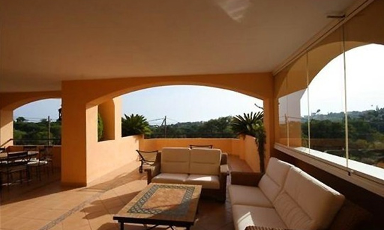 Luxury apartment to buy, Elviria, Marbella 5
