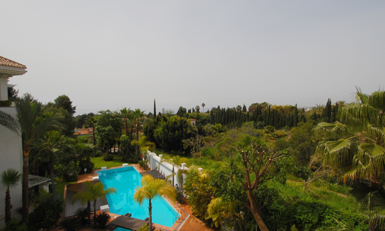 Luxury apartment to buy, Golden Mile, Marbella 0