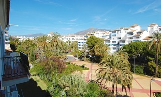 Studio apartment for sale in a beachfront complex in Puerto Banus - Marbella 3