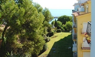 Studio apartment for sale in a beachfront complex in Puerto Banus - Marbella 1