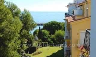 Studio apartment for sale in a beachfront complex in Puerto Banus - Marbella 0